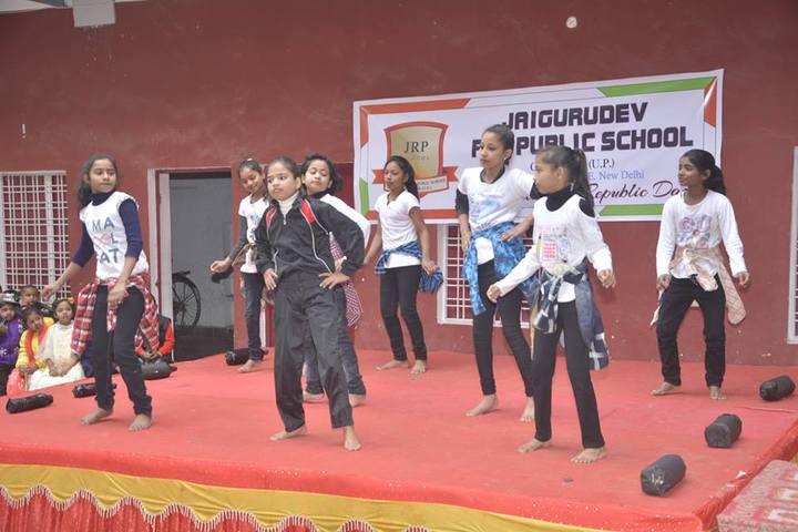 Jai Gurudev Raj Public School-Annual-Day