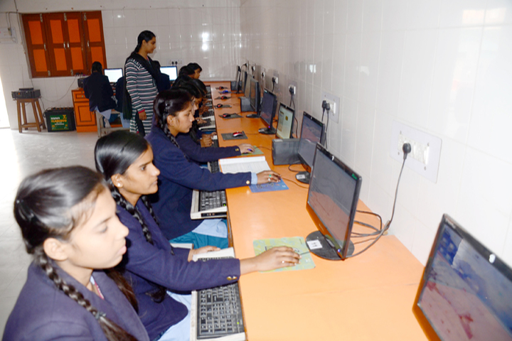 Jai Gurudev Raj Public School-Computer-Lab