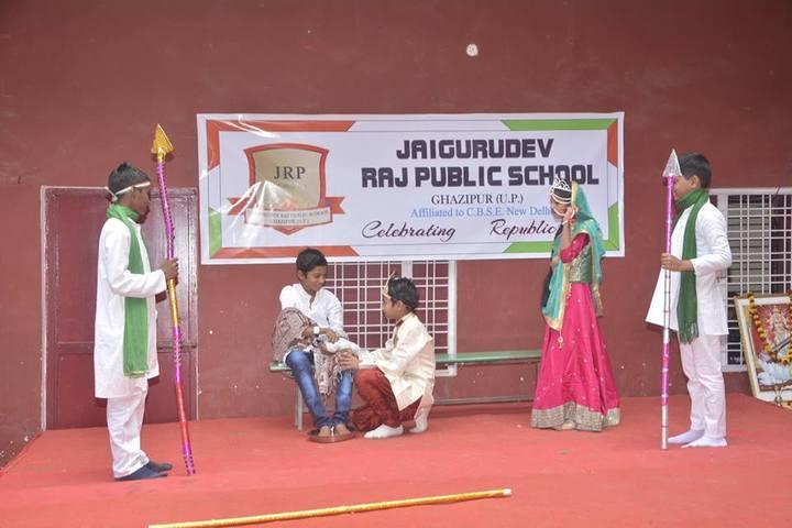 Jai Gurudev Raj Public School-Drama