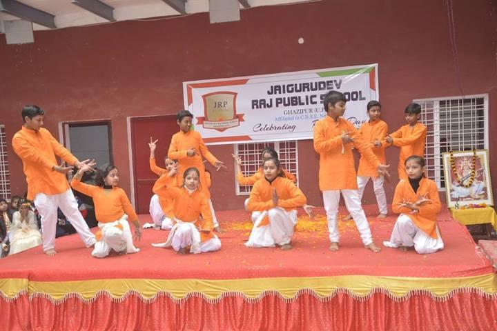 Jai Gurudev Raj Public School-Event