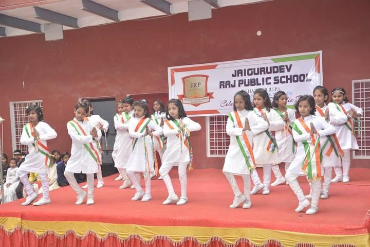 Jai Gurudev Raj Public School-Independence-Day