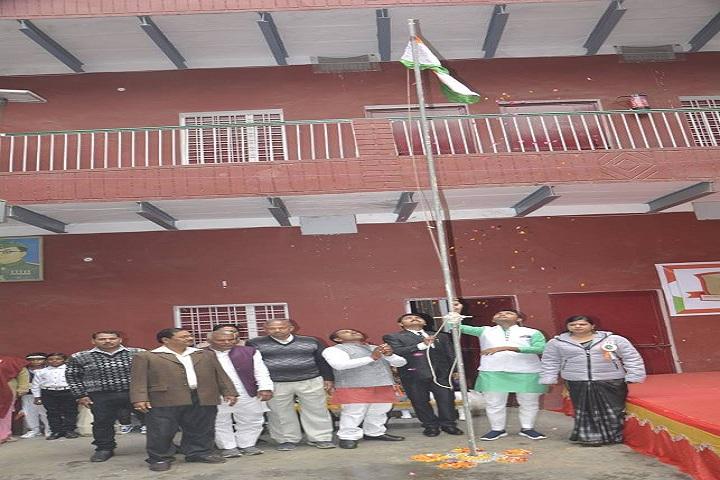 Jai Gurudev Raj Public School-Republic-Day