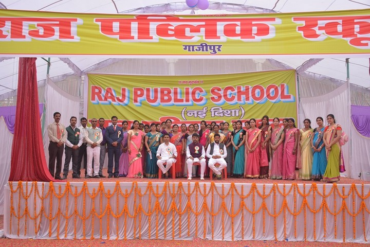 Jai Gurudev Raj Public School-Staff