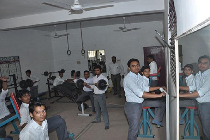 Jai Narayan Vidya Mandir-Gym