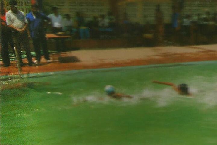 Jai Narayan Vidya Mandir-Swimming Pool