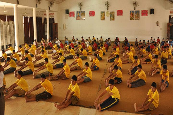 Jai Narayan Vidya Mandir-Yoga