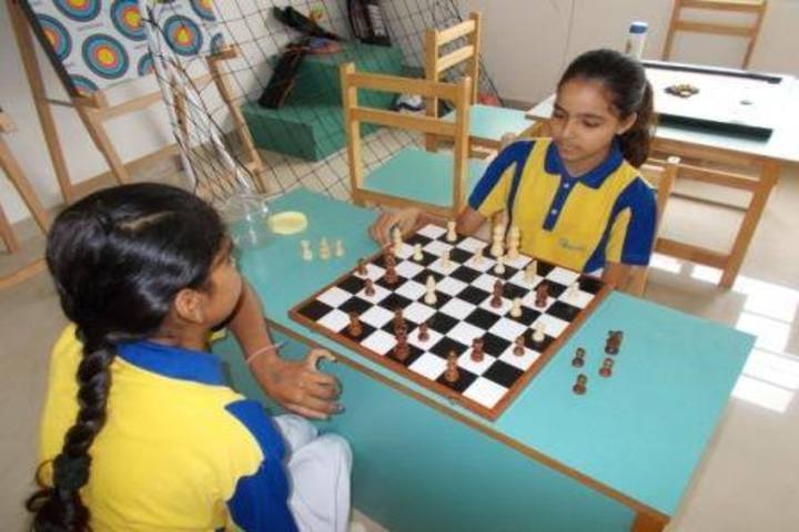 Jai Parvati Global School-Chess