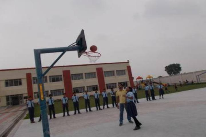 Jai Parvati Global School-Games