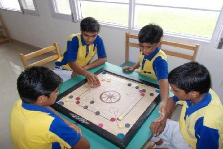 Jai Parvati Global School-Indoor Games