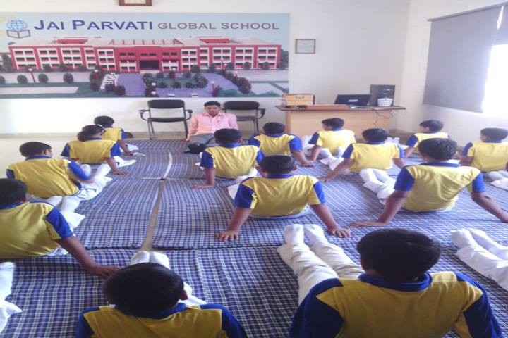 Jai Parvati Global School-Yoga