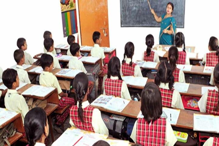 Jaideep Public School-Classroom