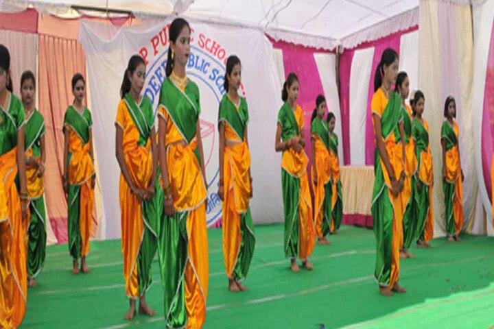 Jaideep Public School-Festival Celebration