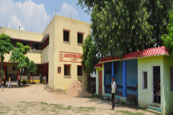Jaideep Public School-School Building