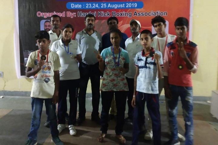 Jaideep Public School-Boxing Team