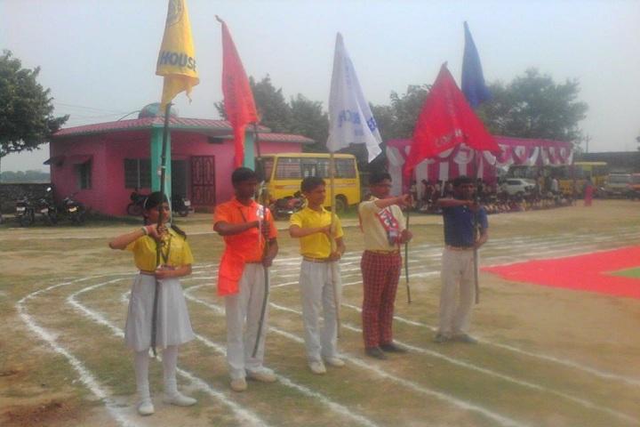 Jaideep Public School-Investiture Ceremony
