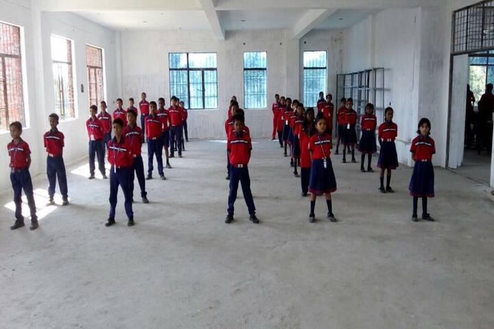 Jaish Public School-Dance-Classes