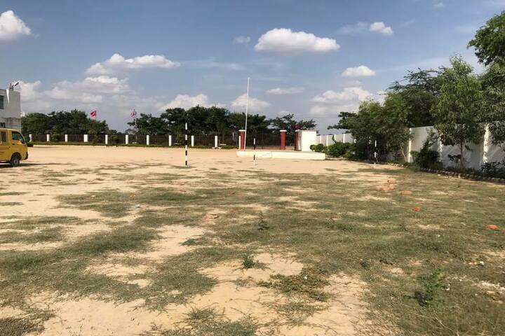 Jaish Public School-Ground