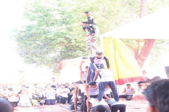 Jamuna Ram Memorial School-Activity