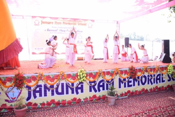 Jamuna Ram Memorial School-Annual Day