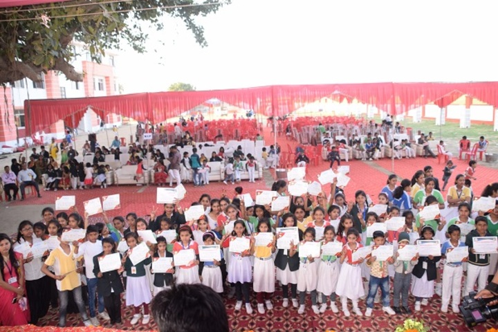 Jamuna Ram Memorial School-Event