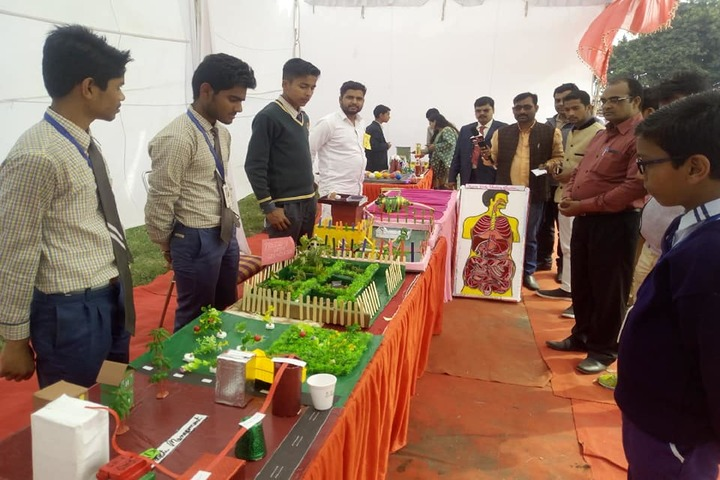 Jamuna Ram Memorial School-Exhibition