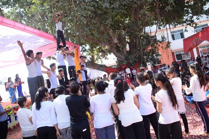 Jamuna Ram Memorial School-Student Activity