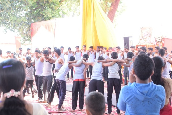Jamuna ram memorial school ballia - Yoga
