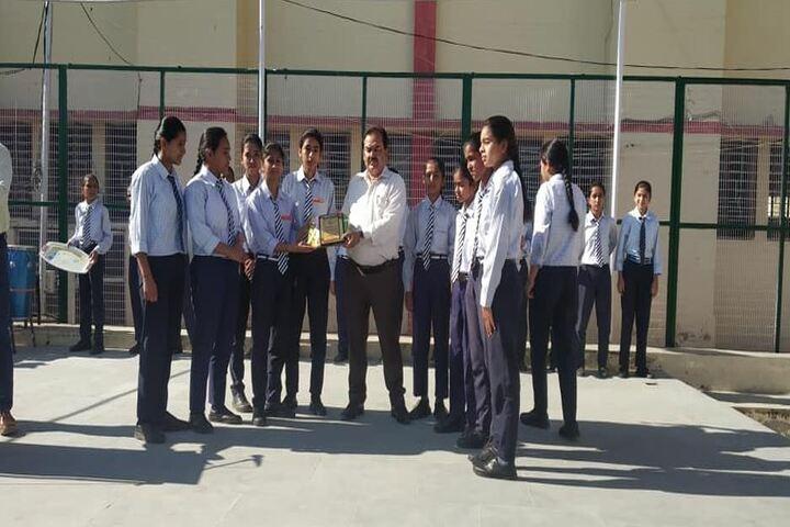 Jawahar Navodaya Vidayalaya-Award