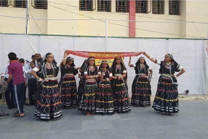 Jawahar Navodaya Vidayalaya-Cultural-Dance