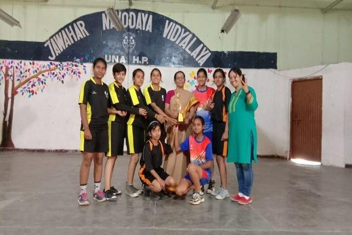 Jawahar Navodaya Vidayalaya-Sports-Day