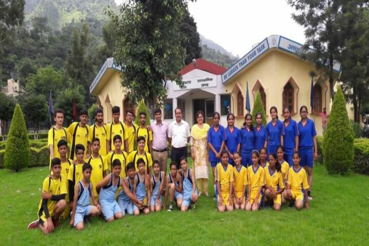 Jawahar Navodaya Vidayalaya-Sports-Team