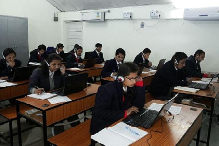 Jawahar Navodaya Vidayalaya-Computer Lab