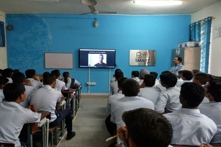 Jawahar Navodaya Vidyalaya-Smart-class