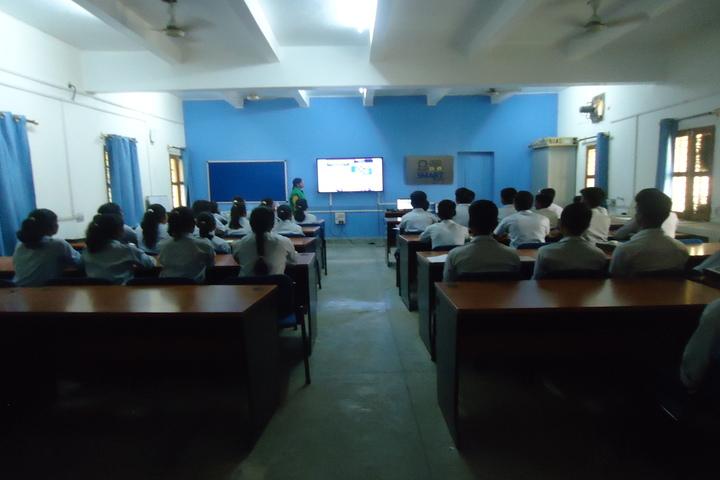 Jawahar Navodaya Vidyalaya-Smartclass