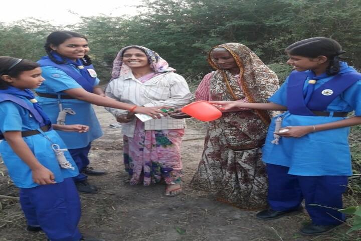 Jawahar Navodaya Vidyalaya - Donation Camp