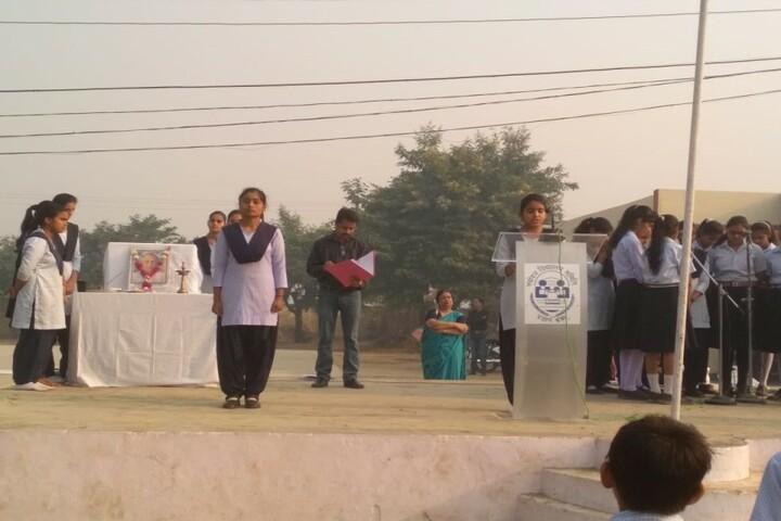 Jawahar Navodaya Vidyalaya - Speech