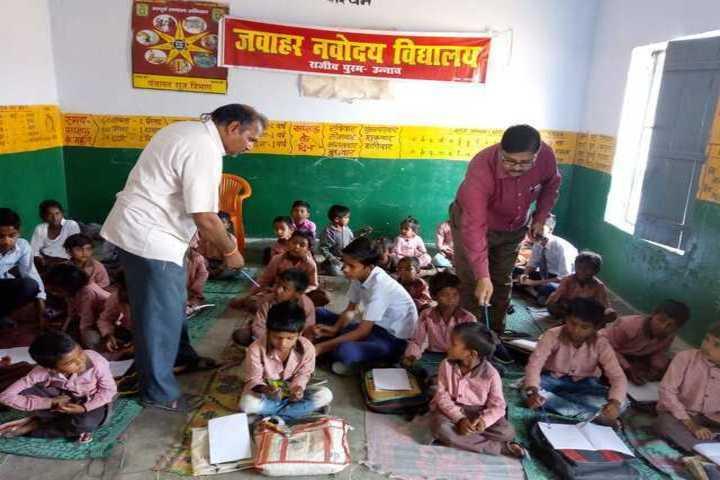 Jawahar Navodaya Vidyalaya-Pace Setting Activities