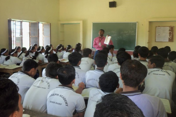 ST Joseph Academy-Classroom