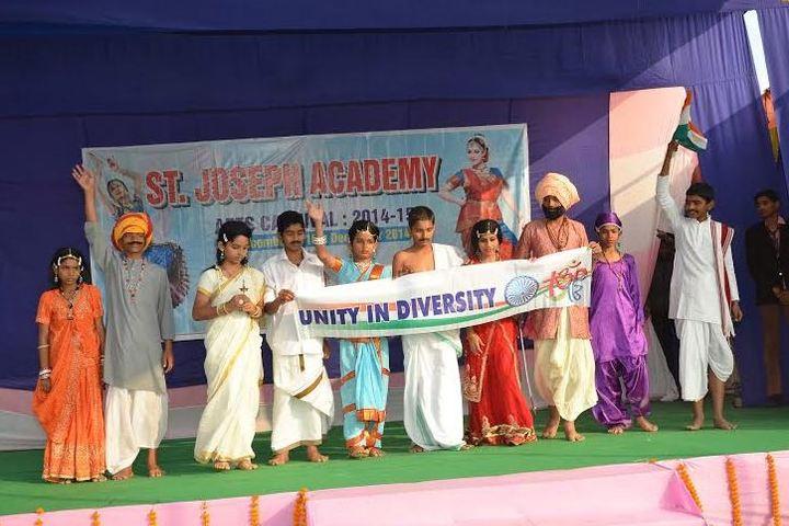 ST Joseph Academy-Republic Day