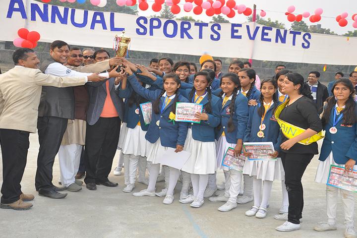 ST Joseph Public School-Awards