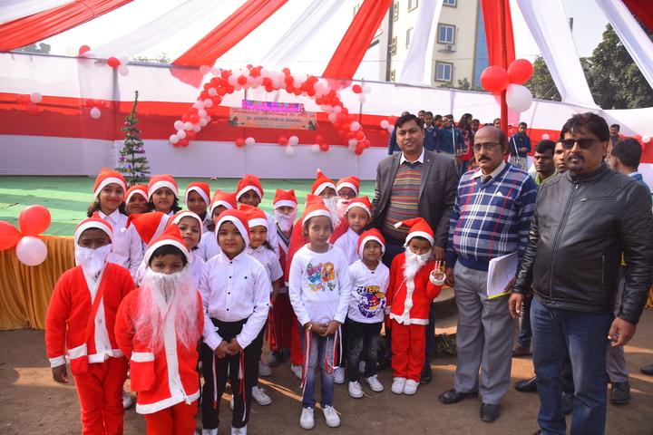 ST Joseph Public School-Christmas Celebrations
