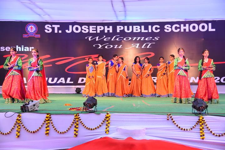 ST Joseph Public School-Event