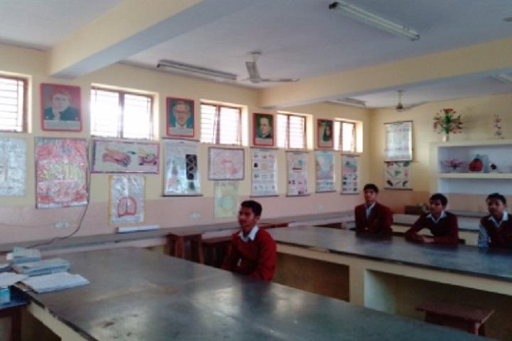 Jawahar Navodaya Vidyalaya-Bio Lab