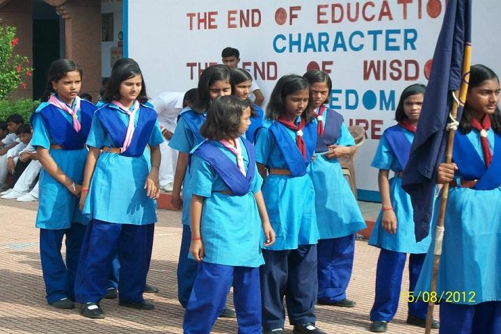 Jawahar Navodaya Vidyalaya-Activities