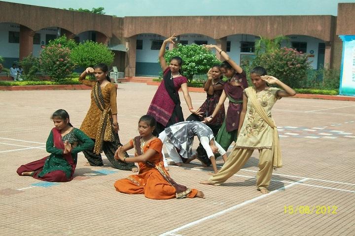 Jawahar Navodaya Vidyalaya-Group Dance