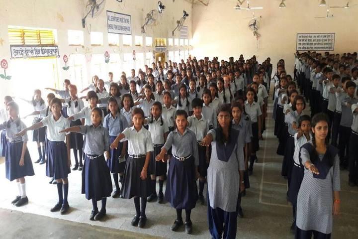Jawahar Navodaya Vidyalaya-Morning-Assembly