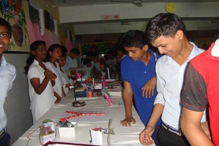 Jawahar Navodaya Vidyalaya-Science-Exhibition