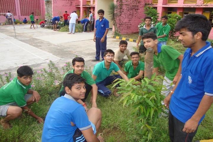 Jawahar Navodaya Vidyalaya-Tree-Plantation