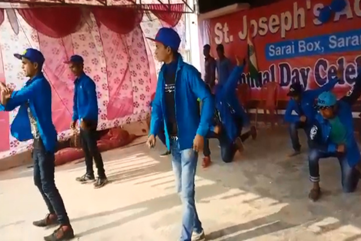 ST Joseph Academy-Dance Performance