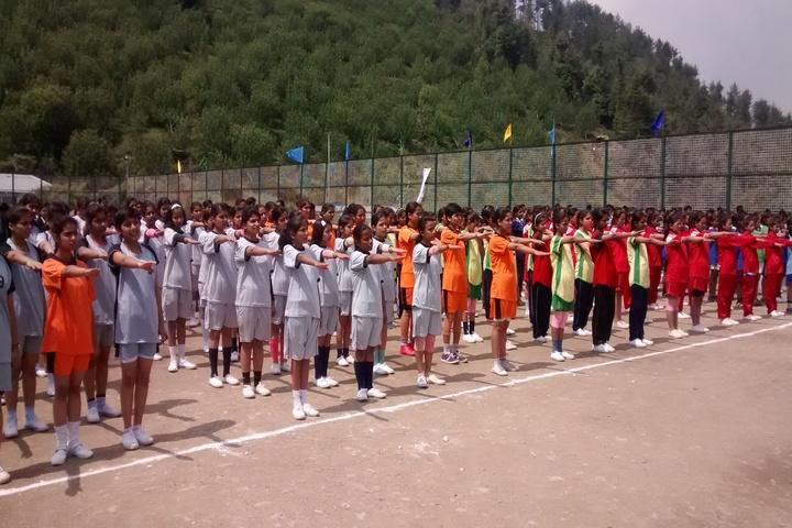 Jawahar Navodaya Vidyalaya-Games and Sports
